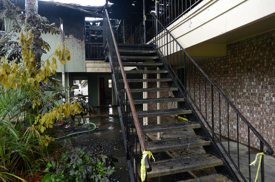 Three children died from smoke inhalation after a fire overnight at the Arthur Square Apartments in Port Arthur. The cause of the fire is still under investigation. 