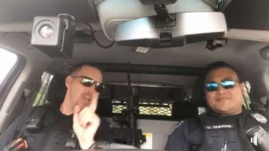 The Shenandoah Police Department does not take any challenge lightly, especially when it involves showing off the multiple talents of its officers. Join three of the Shenandoah Police Department's finest, Sgt. Burleson and Officers Reade and Duenas, as they enter the world of lip-sync challenges. Photo: Law Enforcement