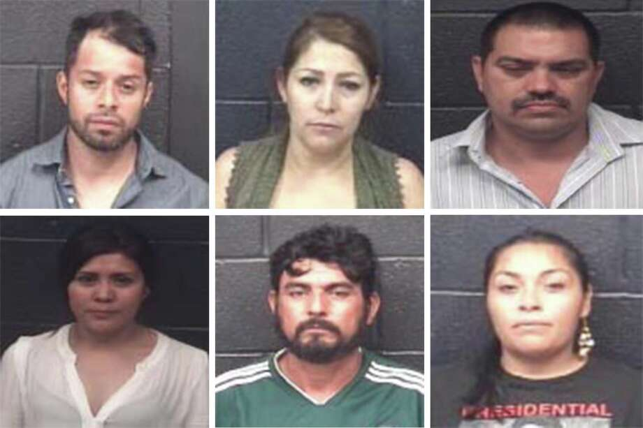 Keep scrolling to see the individuals arrested in Laredo in June on DWI charges. Photo: Laredo Police Department