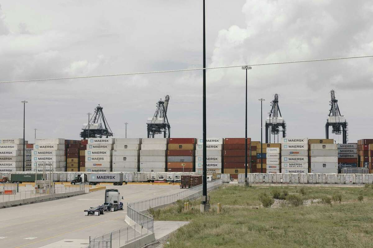 The Port of Houston is one of the busiest seaborne cargo hubs on the planet. As President Donald Trump intensifies trade hostilities, the potential for conflict has begun to disrupt business, sowing worries about global economic growth.