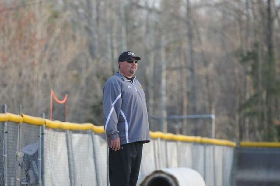 Montgomery High School graduate Jeff Null coaches Three Rivers College softball in Poplar Bluff, Missouri. Photo: Daily American Republic
