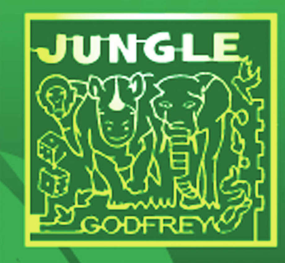 "This year's Great Godfrey Corn Maze will have a jungle theme. The theme, ""Welcome to the Jungle: We have fun & games,"" was unveiled at Wednesday's July 4 celebration in Glazebrook Park. Photo:       The Telegraph"
