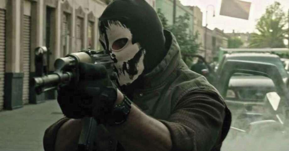 "Benicio del Toro and Josh Brolin star in ""Sicario: Day of the Soldado."""
