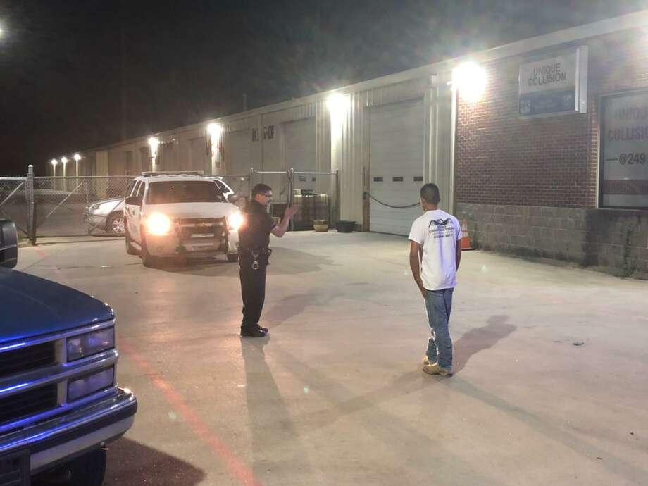 The Harris County Precinct 4 Constable's Office arrested 27 people suspected of drunk driving starting Saturday night through Independence Day. Photo: Harris County Precinct 4 Constable's Office