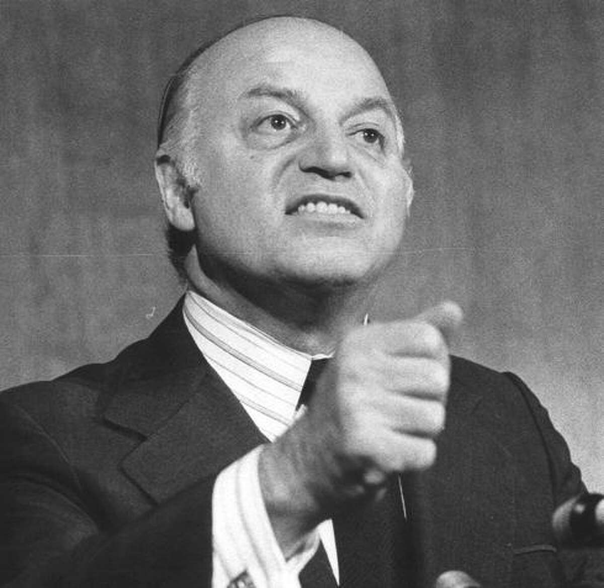 Mayor Joseph Alioto declined to limit police use of force in 1968.