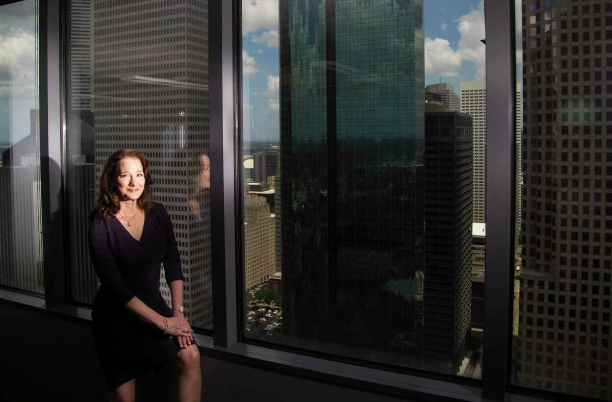 Incoming Greater Houston Partnership Chair Amy Chronis, Deloitte Houston managing partner, will speak at the organization's annual meeting Tuesday.