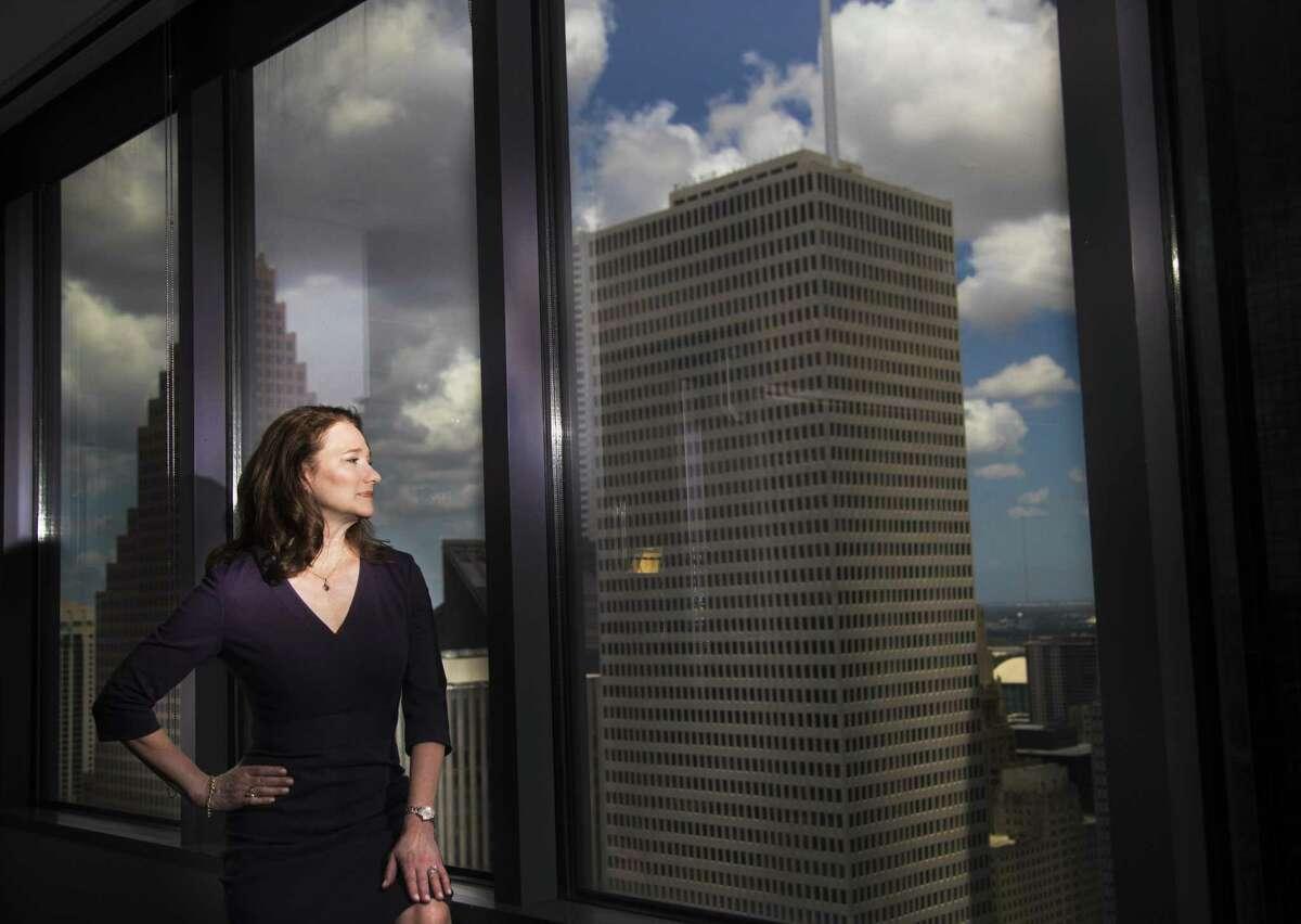 Amy Chronis Houston Managing Partner at Deloitte. Tuesday, June 12, 2018, in Houston. ( Marie D. De Jesús / Houston Chronicle )