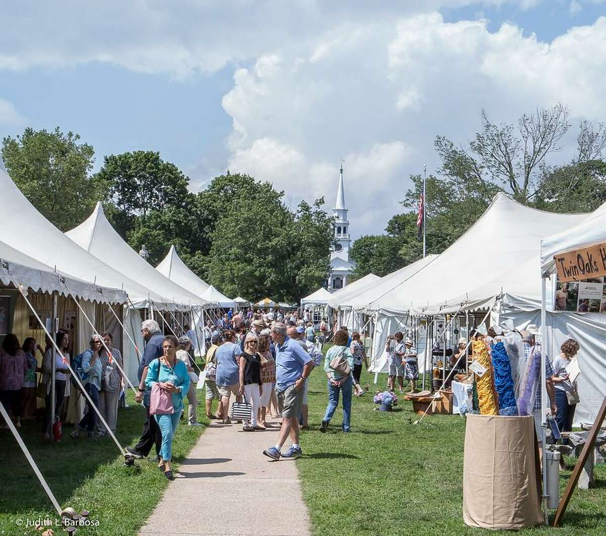 The Guilford Crafts Expo runs Thursday through Sunday. Find out more.