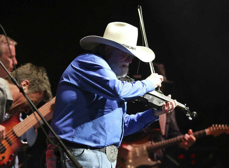 Charlie Daniels performs in Alabama earlier this year. Photo: Robb Cohen / Invision/AP / 2018 Invision