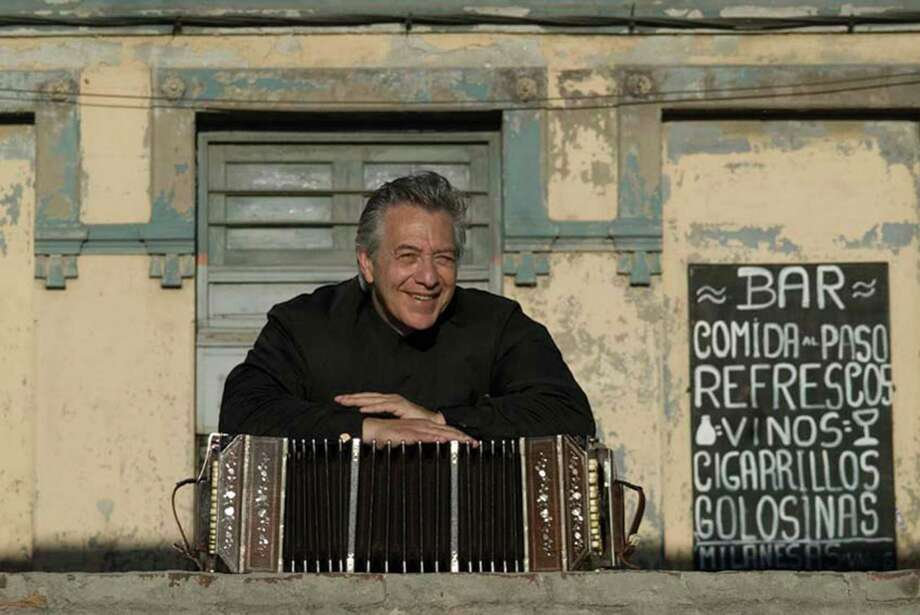 Bandoneon player Raul Jaurena from Uruguay will perform. Photo: Gem Duras / Contributed Photo