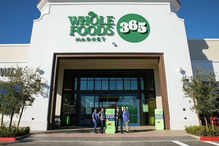 Whole Foods 365 is preparing to open its first Houston store in the new Yale Marketplace development. Pictured is one of Whole Foods 365's Concord store.