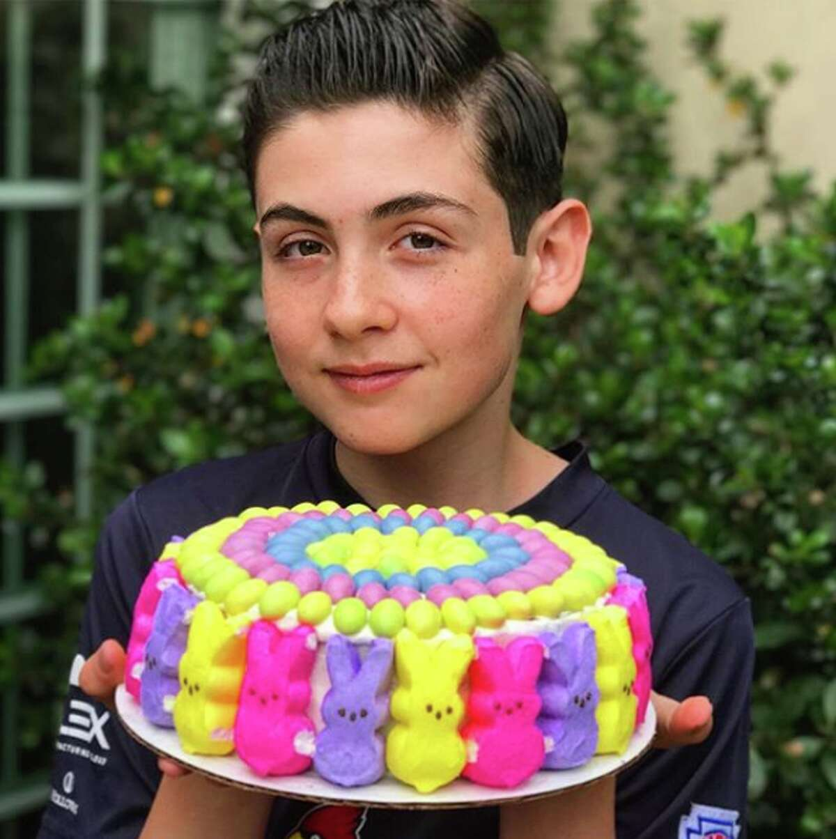 Ryan Wilson, a 14-year-old from Danville, Calif., bakes fantastic cakes, the tutorials for which he posts regularly on YouTube and Instagram.