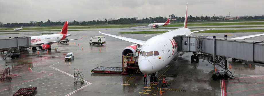 Avianca flies a 787-9 on its nonstop BOG-LAX route. Photo: Courtesy: Rich Walker