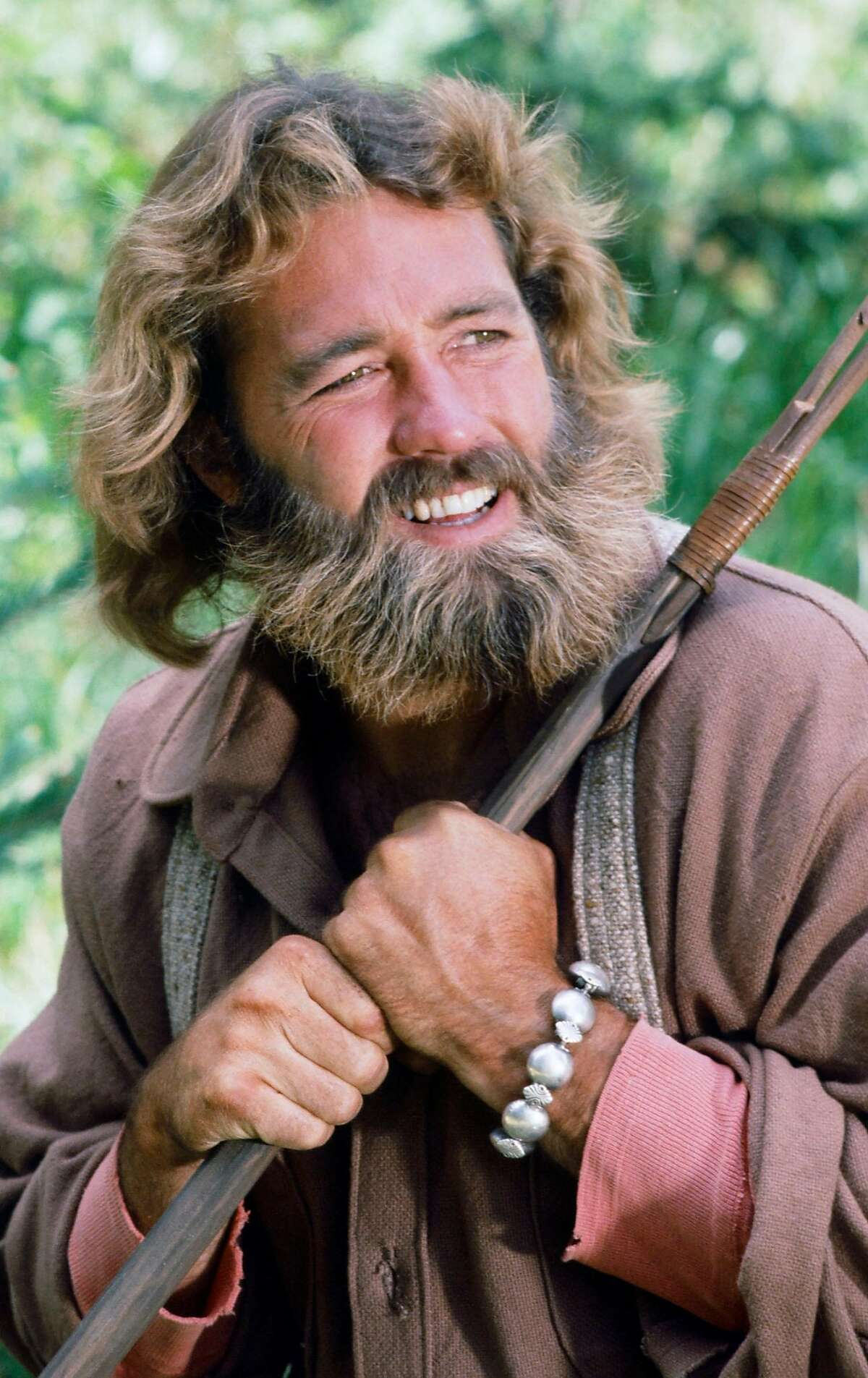 Christopher German, 20, was charged with with two felony counts of lewd and lascivious acts against children under the age of 14 in connection with two alleged groping incidents in San Leandro. THE LIFE AND TIMES OF GRIZZYLY ADAMS -- Pictured: Dan Haggerty as James 'Grizzly' Adams -- (Photo by: NBC/NBCU Photo Bank)