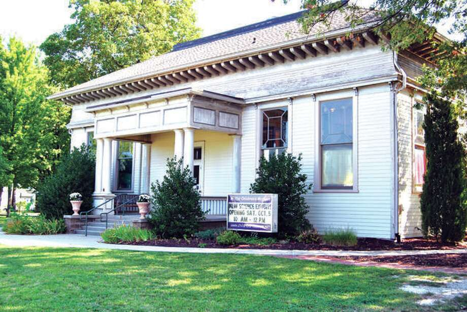 The Edwardsville Children's Museum may soon be home to a Discovery Garden. Photo:       For The Telegraph