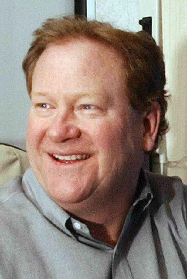"Ed Schultz hosted ""The Ed Show"" on MSNBC. Photo: Dave Samson / Associated Press 2004"