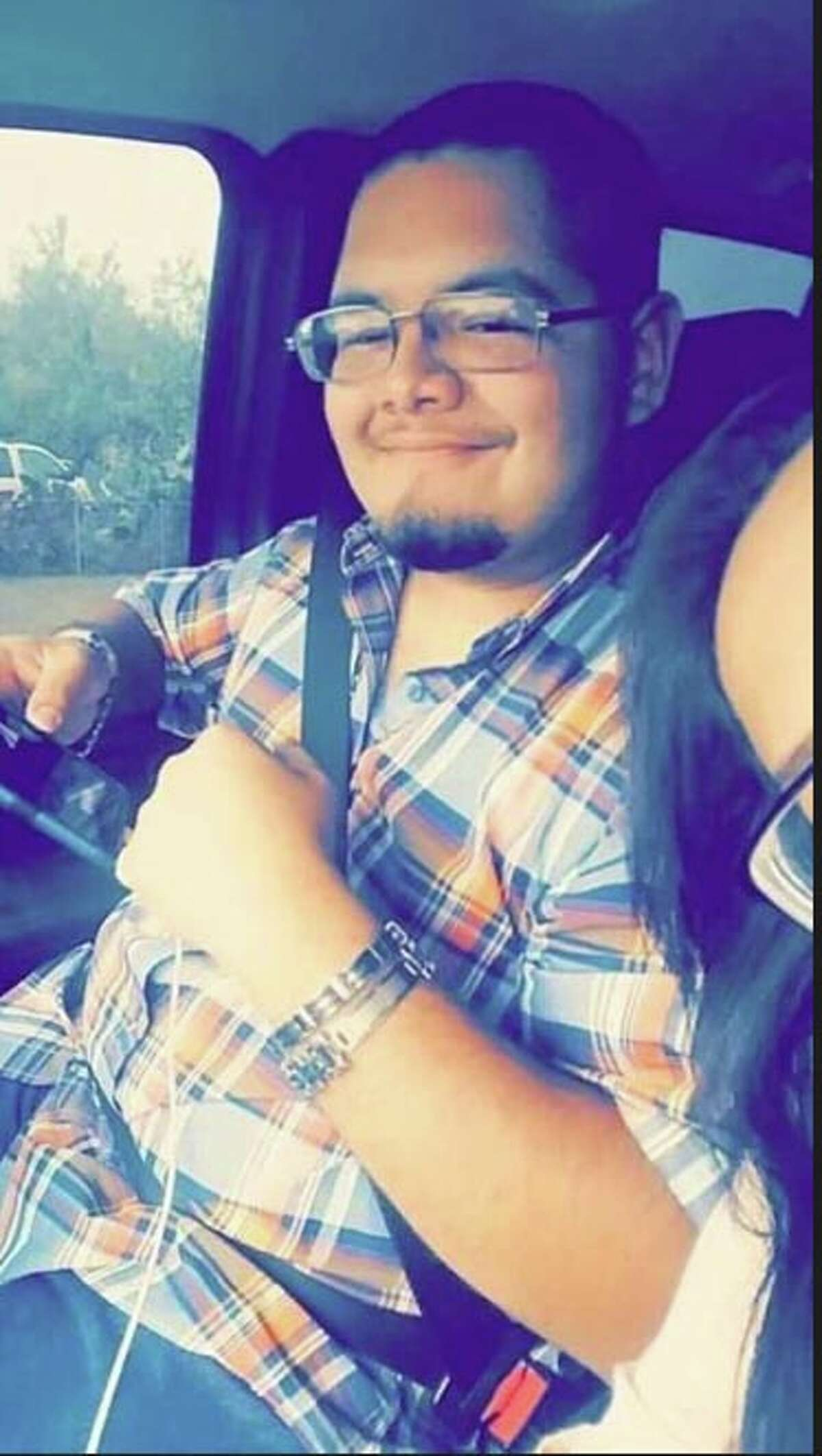 David Angel Alejandres, 19, was killed June 10 after being fatally struck while pushing a vehicle that had broken down on Mines Road, according to records.