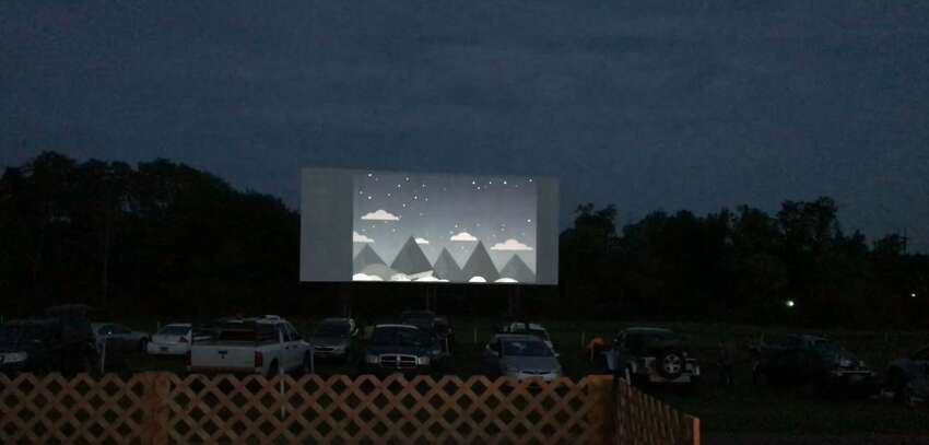 Greenville Drive-In (photo by Amy Biancolli)