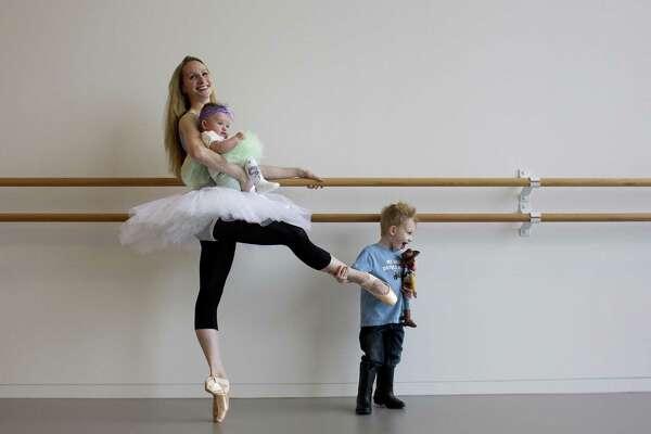 Saying goodbye to Sara Webb, Houston Ballet's prima