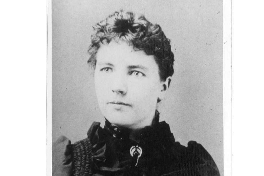 "(FILES): This file photograph provided February 2, 2015 by the South Dakota Historical Society in Pierre, South Dakota, shows author Laura Ingalls Wilder.  The Association for Library Service (ALSC), which annually issues the prestgious ""Laura Ingalls Wilder Award"", on June 25, 2018 decided to remove the name of author Laura Ingalls Wilder because of her portrayal of Native Americans in ""The Little House on the Prairie"" books published in the 1930s and 40s.  / AFP PHOTO / South Dakota Historical Society / HandoutHANDOUT/AFP/Getty Images Photo: HANDOUT / AFP/Getty Images / AFP"