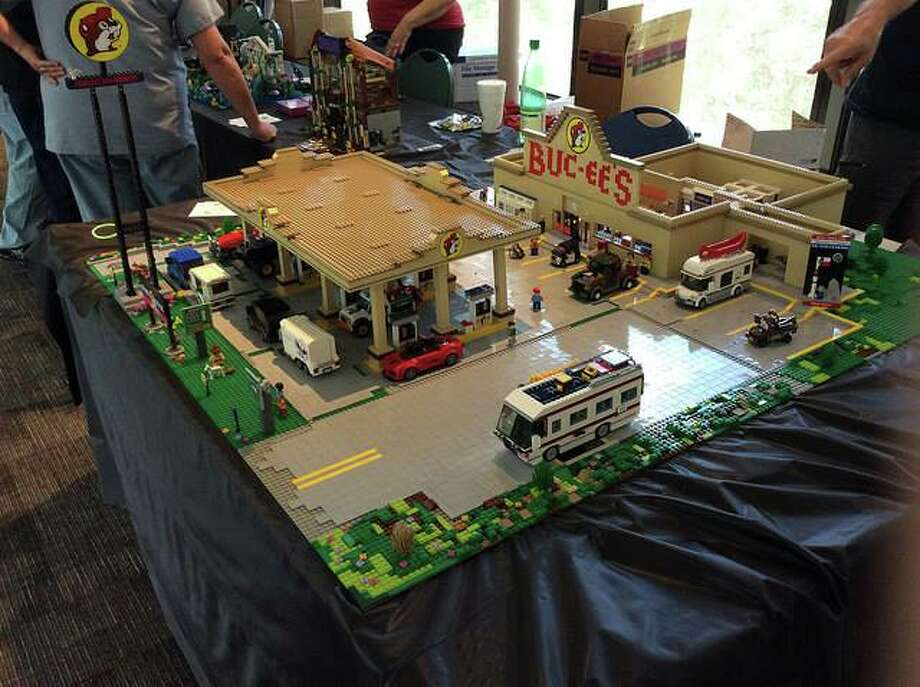 Brick Fiesta will be hosted from July 5-8 at El Tropicano Hotel. The four-day, STEM-focused event incorporates LEGO bricks to demonstrate concepts through various family-friendly activities, according to the website. Photo: Courtesy, Texas LEGO User Group
