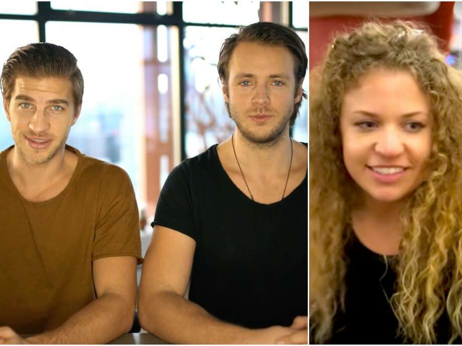 Ryker Gamble, Alexey Lyakh, and Megan Scraper (YouTube)