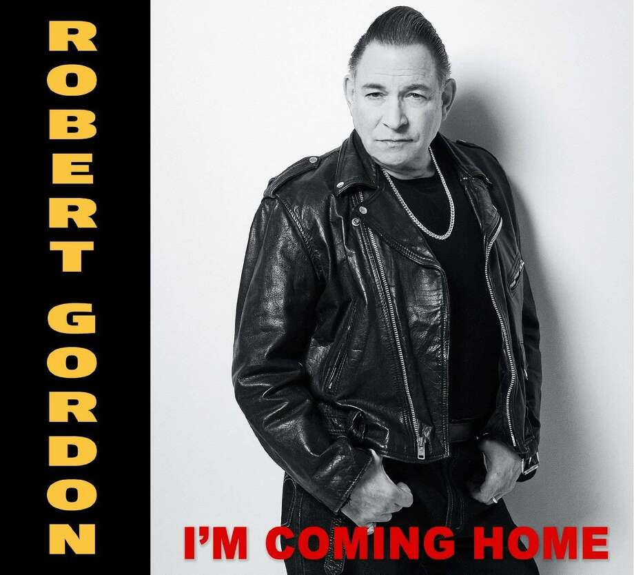 """Robert Gordon, seen here on his 2014 album """"I'm Coming Home,"""" will perform at Cafe Nine in New Haven. Photo: Contributed /"""