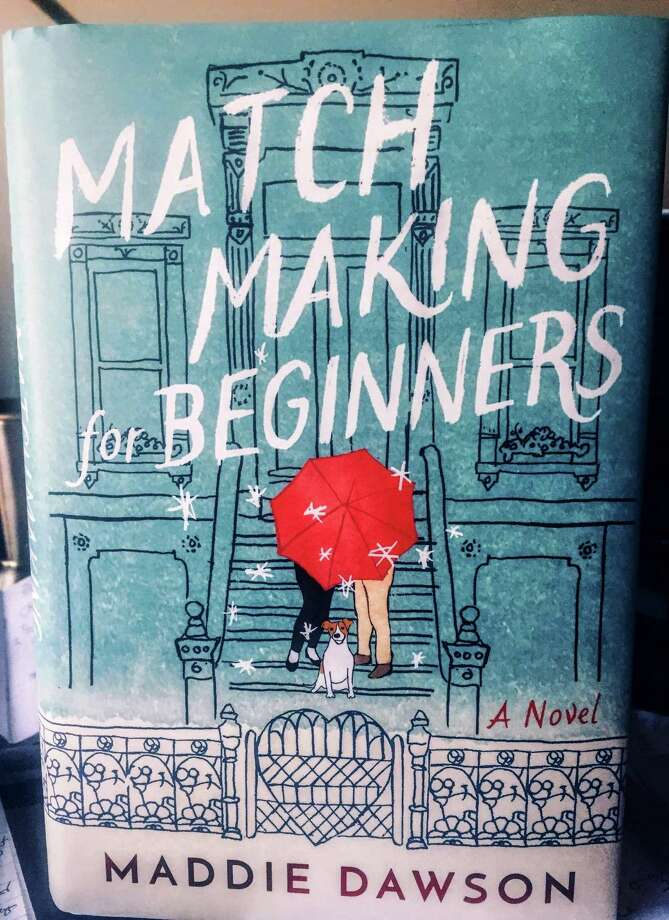 """The cover of """"Match Making For Beginners."""" Photo: Joe Amarante / Hearst Connecticut Media"""