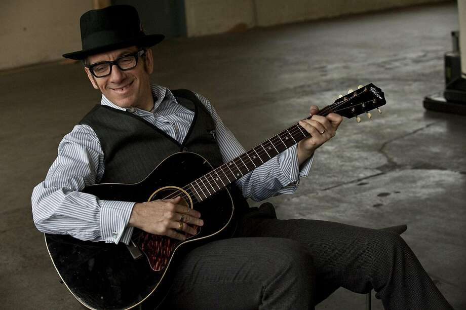 Elvis Costello said he intends to tour the U.S. later this year. Photo: James O'Mara