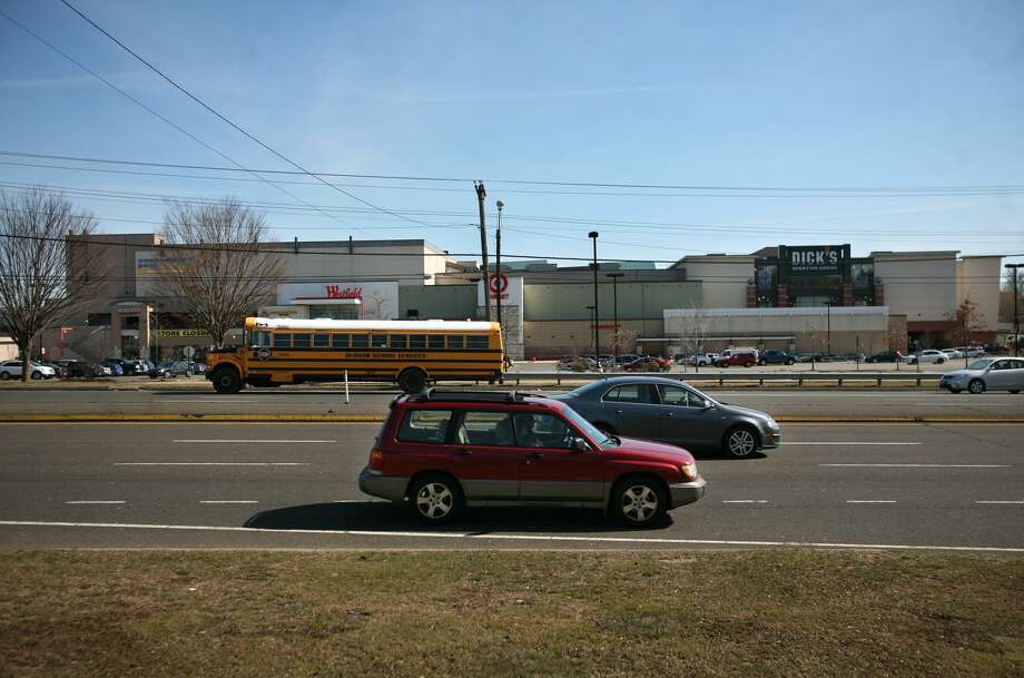 The Westfield Connecticut Post Mall on the Post Road in Milford recently. Photo: Brian A. Pounds / ST / Connecticut Post