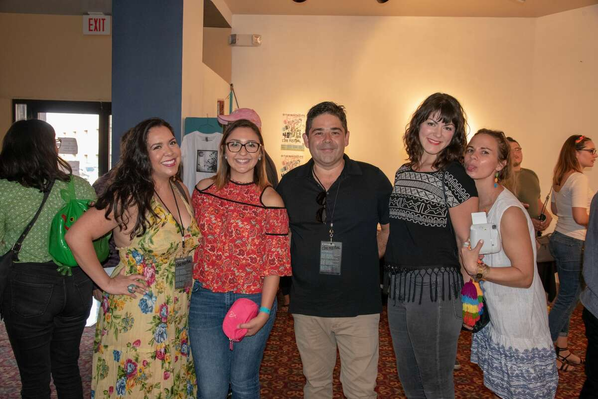 The Guadalupe Cultural Arts Center opened its doors Thursday for the opening night of CineFestival. This year marks the 40th anniversary of CineFestival.