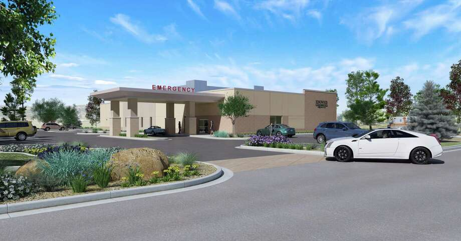Kingwood Hospital is building a free-standing emergency room in the Cleveland area. The hospital just closed on land on the 1100 block of E. Houston between Depot Storage and Valero. Photo: Submitted