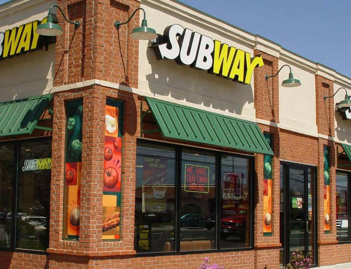 Milford-based Subway, with tens of thousands of locations worldwide, is hoping a redesign will help stem the tide of closed restaurants.