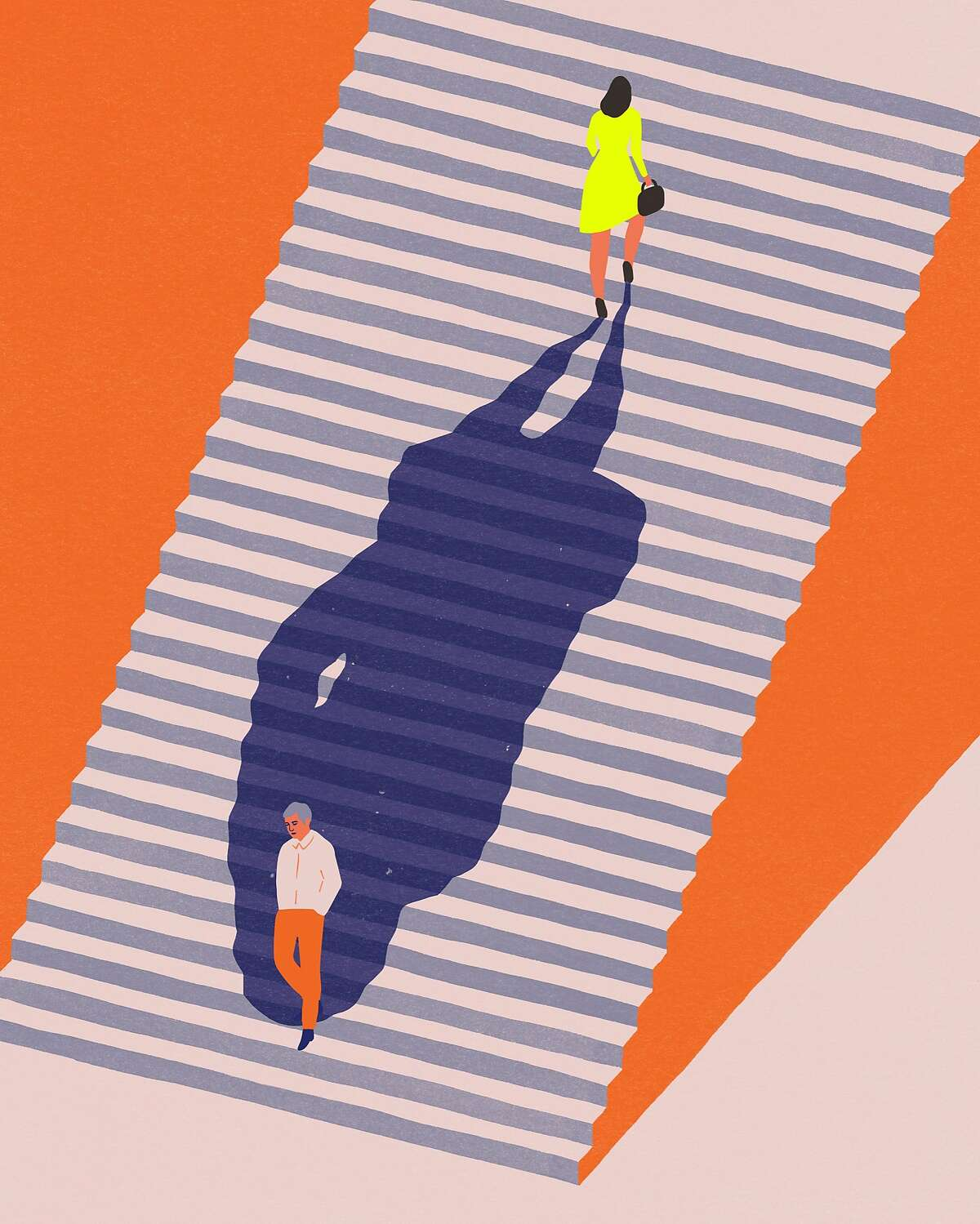 Gender dynamics have become much more egalitarian over the past half-century, but certain attitudes may endure when it comes to men, women and money. (Monica Garwood/The New York Times) -- NO SALES; FOR EDITORIAL USE ONLY WITH NYT STORY XXstory-slugXX BY TARA SIEGEL BERNARD FOR JULY 07, 2018. ALL OTHER USE PROHIBITED. --
