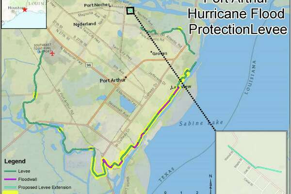 Corps revises coastal barrier proposal, addressing ...