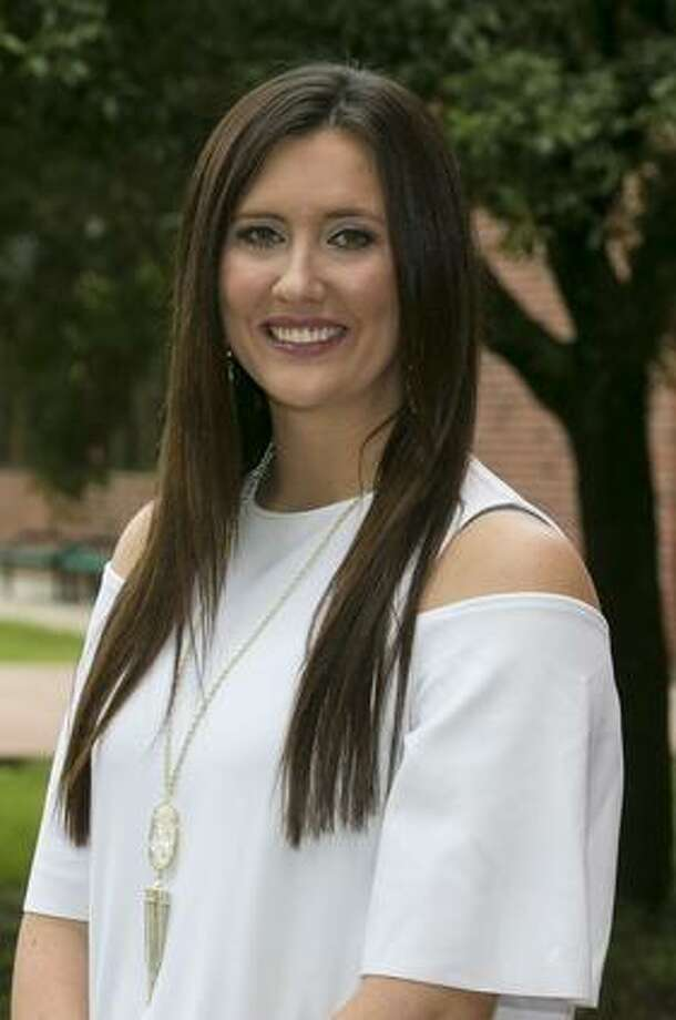 Rachel Croley is the new head coach of the Oak Ridge volleyball program after spending two years as an assistant at The Woodlands. Photo: Submitted Photo