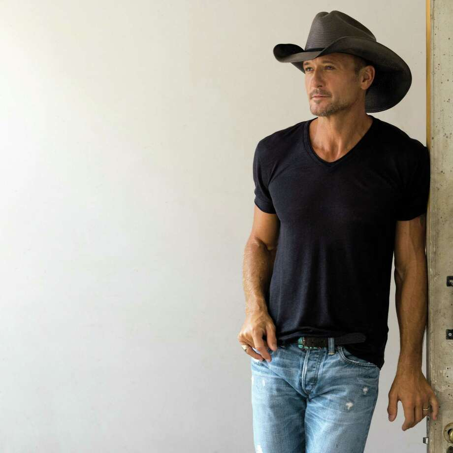 Country singer Tim McGraw will be the headline performer at the 2018 Greenwich Wine + Food Festival on Saturday, Sept. 22, at Roger Sherman Baldwin Park. Tickets are now on sale. Photo: Contributed /