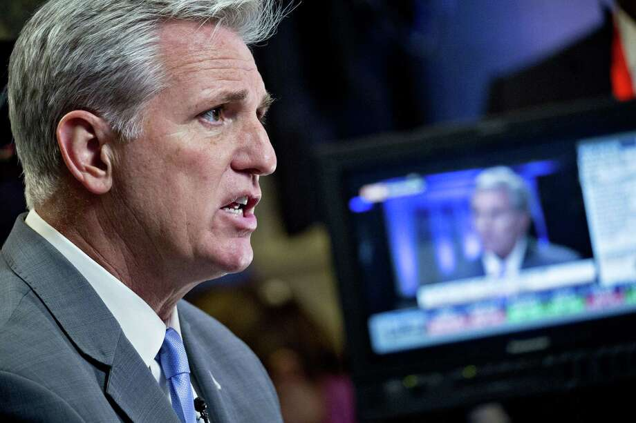 House Majority Leader Kevin McCarthy, a Republican from California. Photo: Bloomberg Photo By Andrew Harrer / © 2018 Bloomberg Finance LP