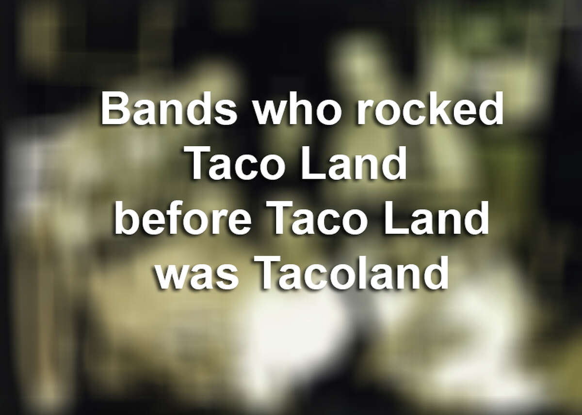 Here are some of the bands that made the original Taco Land a dirty urban favorite.