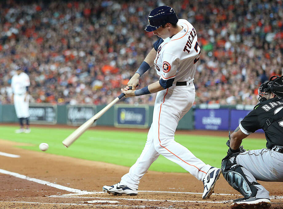 PHOTOS: See the walk-up song for each Astros player this season