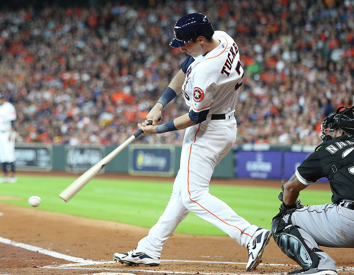 Houston Astros host Chicago White Sox at Minute Maid Park on Saturday, July 7, 2018 in Houston.