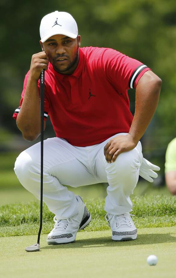 Harold Varner's best finish on the PGA Tour is a tie for fifth Photo: Steve Helber / Associated Press