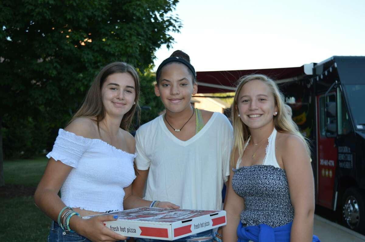 Darien's Independence Day fireworks were held July 7, 2018 at Darien High School. Were you SEEN?