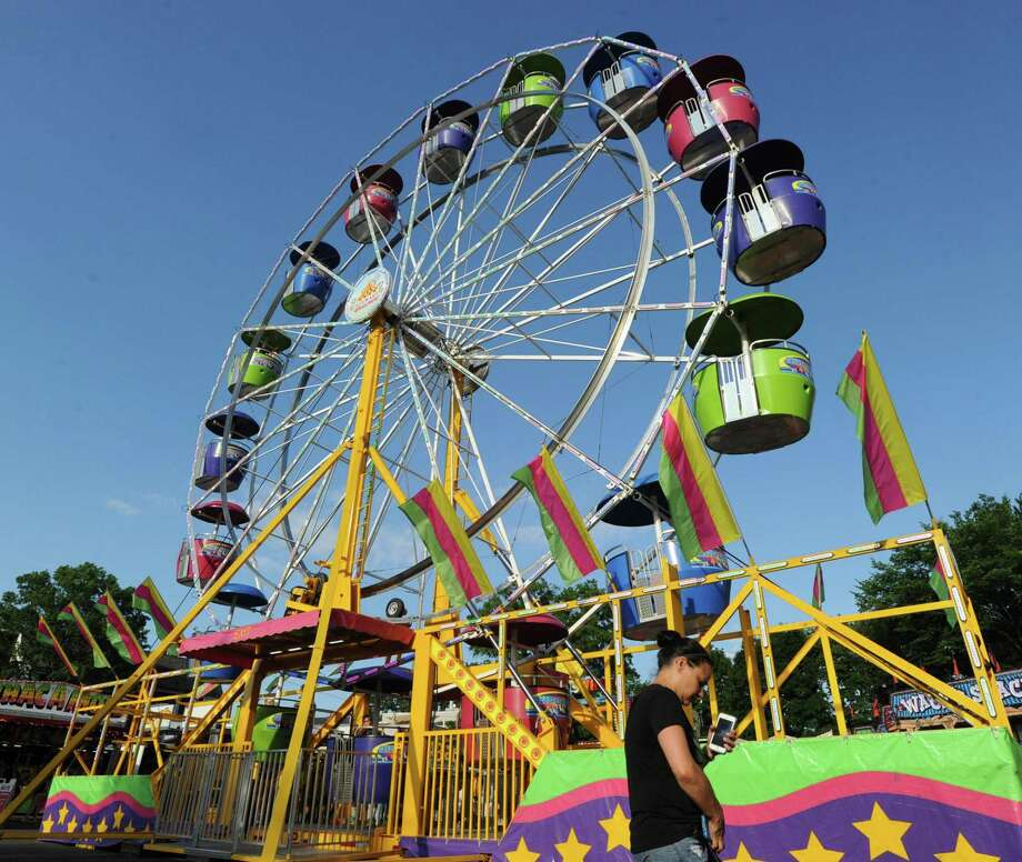 The annual St. Catherine of Siena Church Carnival of Fun will run Tuesday through Saturday at the Riverside church. Photo: File / Bob Luckey Jr. / Hearst Connecticut Media / Greenwich Time