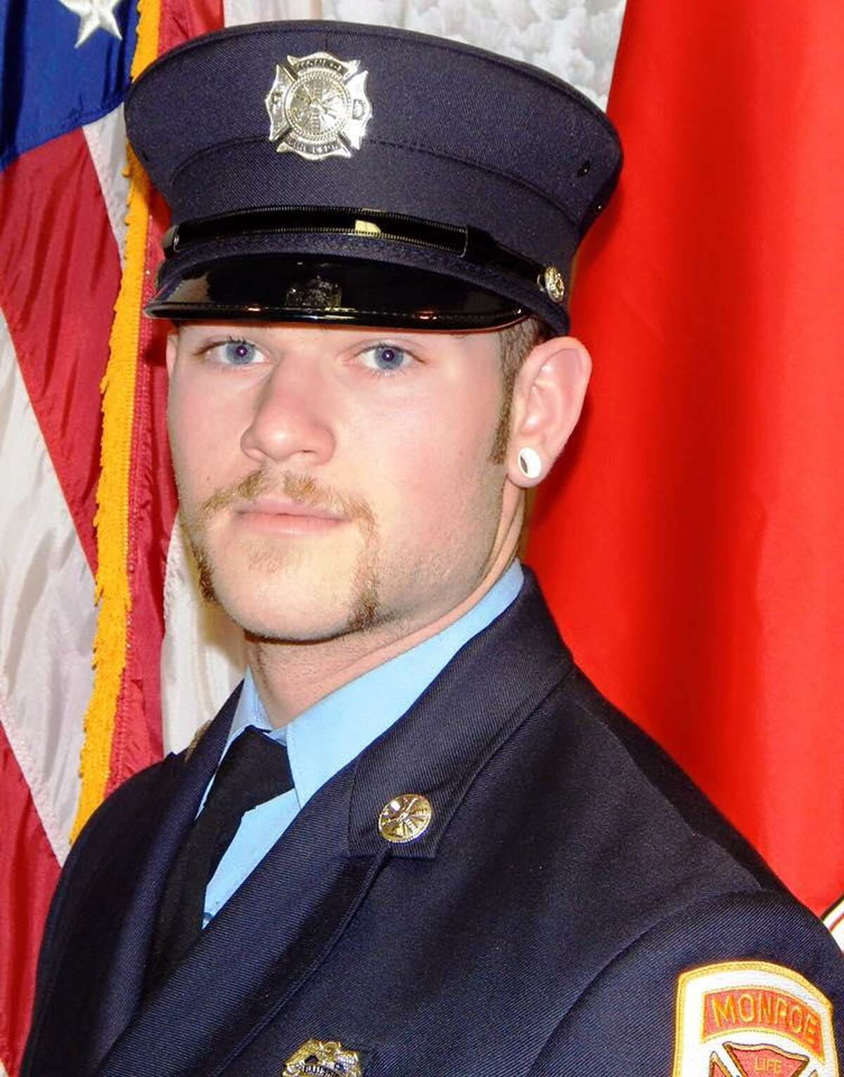 Forrest Ryan, 24, of Monroe, was killed on Monday, June 13, 2016 when the Harley-Davidson motorcycle he was riding was struck by a Land Rover on Main Street, near Stanley Street. Ryan was a member of the Monroe Volunteer Fire Department