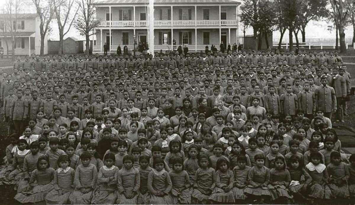 1909 - Carlisle Indian School, Pennsylvania