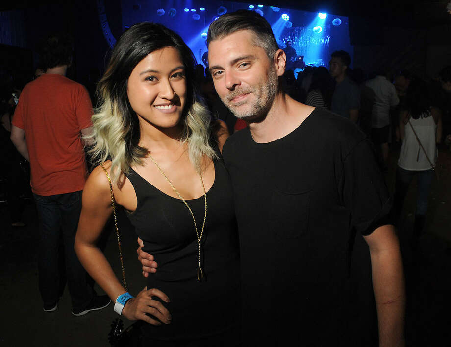 Fans attend the Wild Moccasins album release party at the White Oak Music Hall on Saturday, July 7, 2018. Photo: Dave Rossman / For The Chronicle