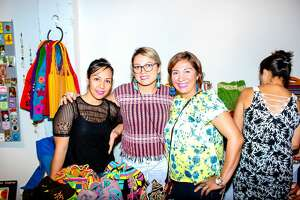 Fans of iconic Mexican artist Frida Kahlo came out to Brick at Blue Star to celebrate and recognize the renowned cultural figure July 7, 2018. Kahlo was born July 6, 1907, and died July 13, 1954.