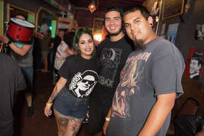 After throwing down at Warped Tour on Saturday, July 7, 2018, Texas ska-punkers Madaline played a free show at Ventura. The show also featured performances from Sketchy Trench, Lemmings, Destroy Orbison and Via Linda.