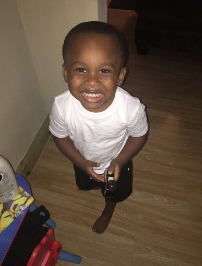 Two-year-old Christopher Charles Williams Junior was shot to death in an apparent accident Sunday in Acres Homes, according to Houston police. Photo: Photo Courtesy Shamanda Williams / Copyright 2018